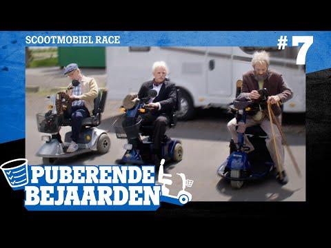 Scootmobiel Race | Puberende Bejaarden #7