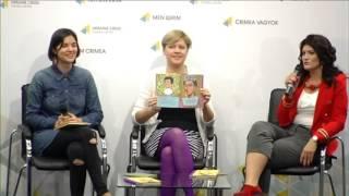 «Майя та її мами» Лариси Денисенко: перша в Україні дитяча книга про різні родини. УКМЦ, 14.03.2017