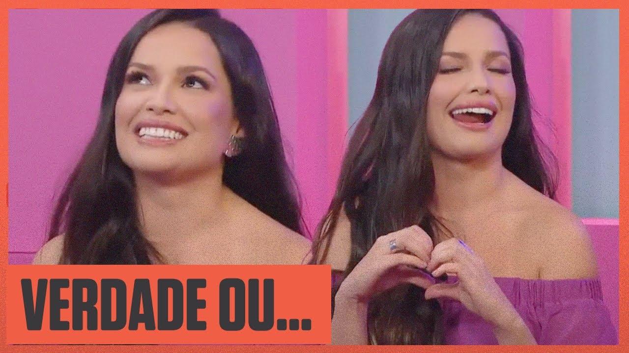 Juliette já FICOU COM FÃ? Ela conta A VERDADE! 😳    TVZ   Música Multishow
