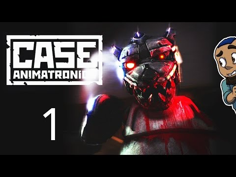 HERE COMES THE WOLF | CASE: Animatronics | Part 1 Gameplay Walkthrough