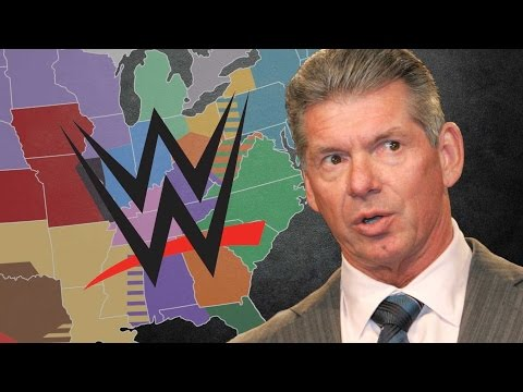 How Vince McMahon created the WWE and conquered the world of pro wrestling