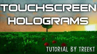 Jak używać i wgrać plugin TouchscreenHolograms na serwerze Minecraft Bukkit