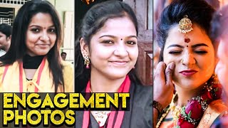 VJ Chithu shares her Engagement's FIRST Photo & Surprise College Photos