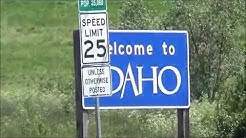 Welcome to Moscow, unless otherwise posted; Idaho; maybe some Pullman, WA too.