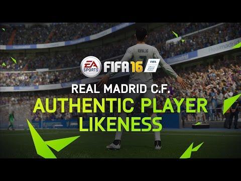 فيديو لبعض اوجه فريق ريال مدريد بجودة Full HD من فيفا 16