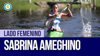 Sabrina Ameghino en Lado Femenino (1 de 3)