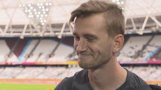 WCH 2017 London – Mateusz Przybylko GER High Jump Group B