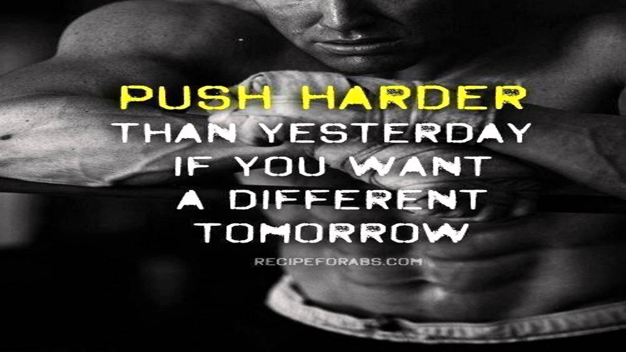 Work Out Quotes Street Workout  Top 15 Quotes  Youtube