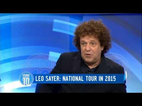 Leo Sayer Interview