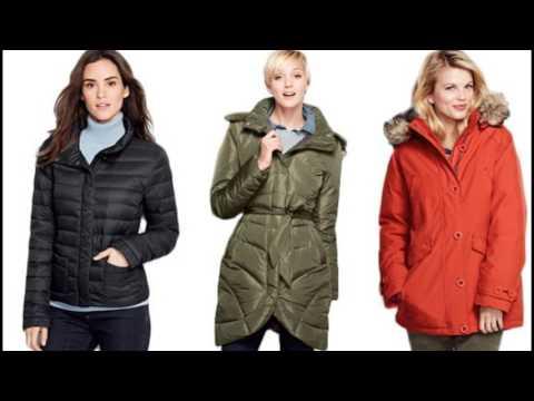 Модные пальто, куртки для полных женщин и девушек