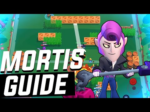 Learn Mortis Brawl Ball Tricks!