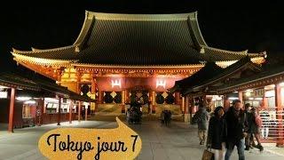 🇯🇵 Japon: Tokyo Jour 7 | Genki Sushi & Asakusa