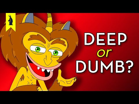 Netflix's BIG MOUTH: Is It Deep or Dumb? – Wisecrack Edition