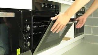 Removing your oven door