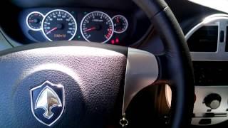 Видео обзор автомобиля Chana Benni AT часть 2