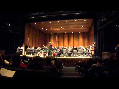 American River College Concert Band   Overture to Orpheus in the Underworld