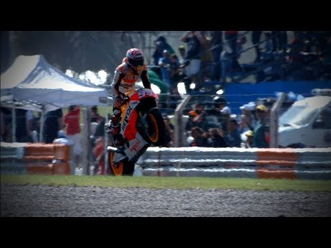 MotoGP™ Argentina 2014 -- best action