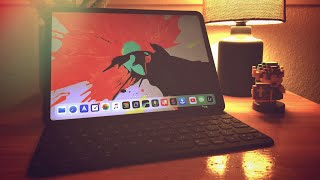 First Impressions of the 11 inch iPad Pro