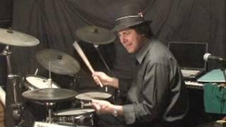 Snappy Smith - Jazz  Drum Solo