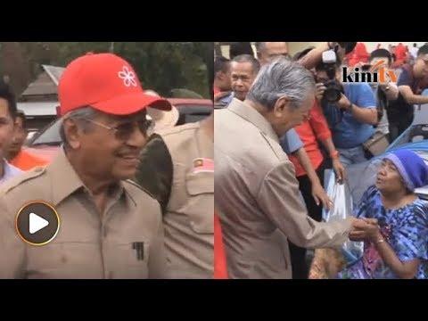 Selepas Najib lawat Pulau Pinang, kini giliran Mahathir
