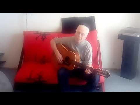 Wolfgang Kreß  singt sein Lied
