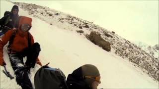 Альпинизм и бобслей