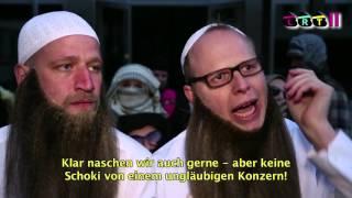 Deutschland in Aufruhr – Ferrero Moschee!