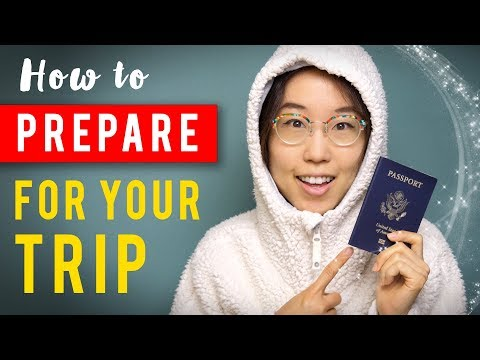 21 Things To Do BEFORE Traveling Abroad ✈️