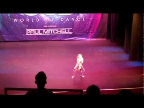 World of Dance Seattle 2012 - Chachi...