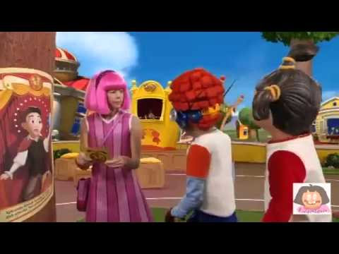 LazyTown Funny ADULT VERSION!