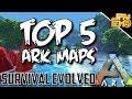 ARK WORKSHOP - 5 INCREDIBLE CUSTOM ARK MAPS PLAYABLE NOW!!
