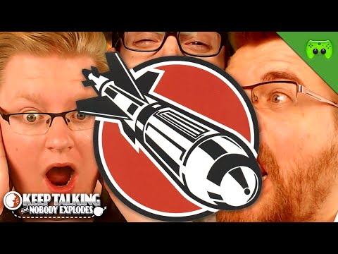 UR WHAT M8??!!! 🎮 Keep Talking and Nobody Explodes #13