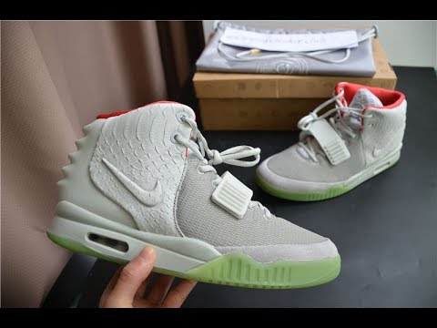 714aa98d0fb21 Re-Stock  NIKE AIR YEEZY 2 NRG WOLF GREY PURE PLATINUM from  www.goodsneaker.club