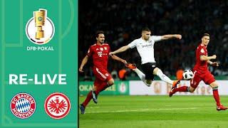 Rebić schießt Bayern ab | FC Bayern München - Eintracht Frankfurt 1:3 n.V.