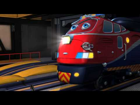 Chuggington New Character Spotlight - Jackman!