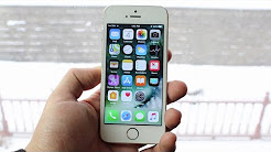 Should You Buy A iPhone 5S In 2018? (Review)