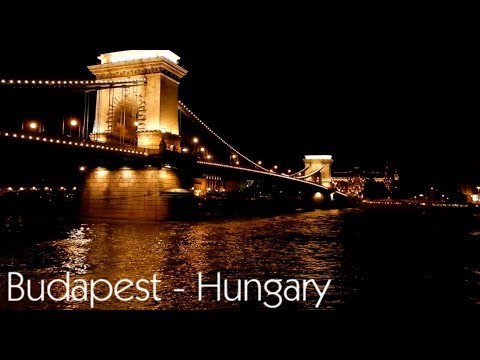 THE GORGEOUS CITY OF BUDAPEST, HUNGARY!!!