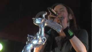 Korn Live - Get Up! @ Sziget 2012