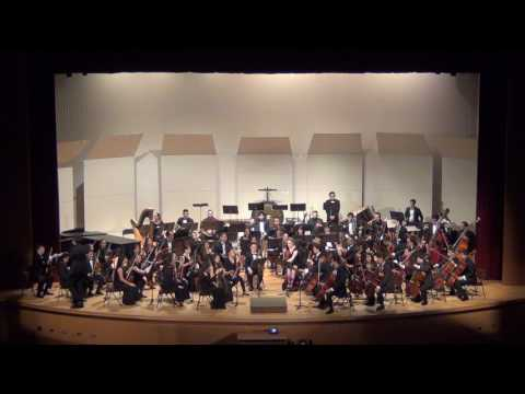 University of Hawaii Symphony Orchestra — 2017 Aloha Concert