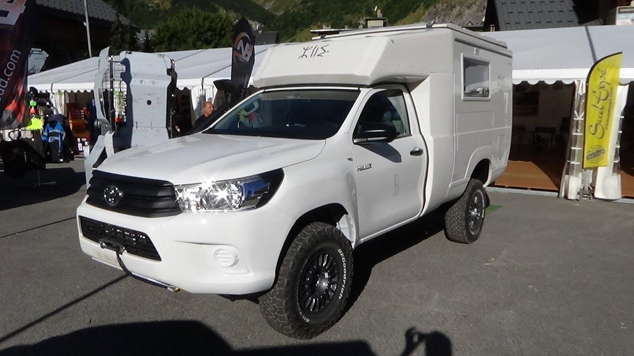 2016 Toyota Hilux Azalai Exterior And Interior Foire