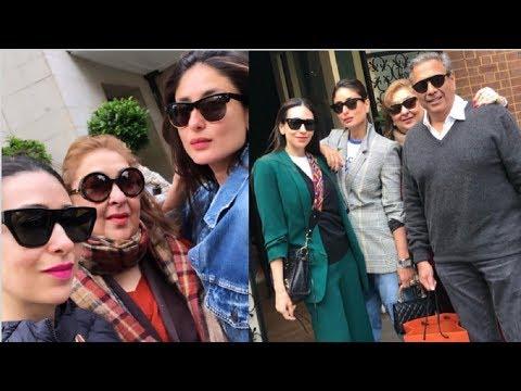 Kareena Kapoor ENJOYS With Family On Vacation In London Mp3