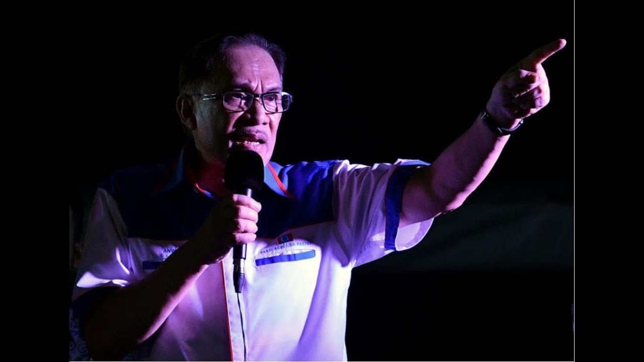 [Full speech] Anwar reaches out to rakyat after release