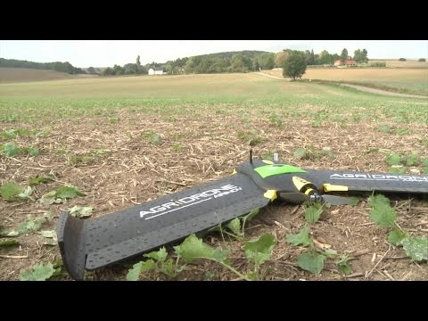 Drone Technology Goes Rural in Farming Fly-By