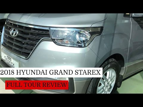 2018 Hyundai Grand Starex Crdi Facelift Full Tour