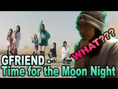 TMF (AAA) reacts to GFRIEND(여자친구) _ Time for the moon night(밤)