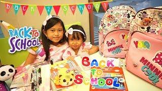 BACK TO SCHOOL SHOPPING! 💖 Belanja Perlengkapan Sekolah Jessica Jenica Kelas Baru