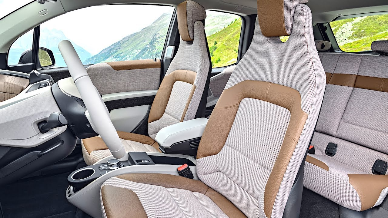Bmw i3 interior images for Interieur i3