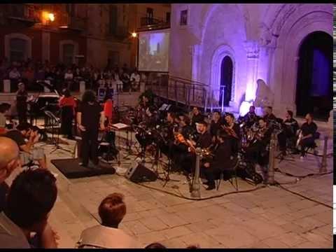 Big Band Duni Conservatorio Matera @ Talos Festival 2013