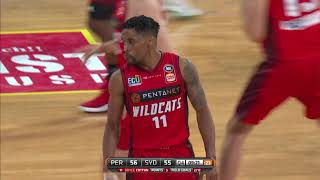Perth Wildcats vs. Sydney Kings - Game Highlights