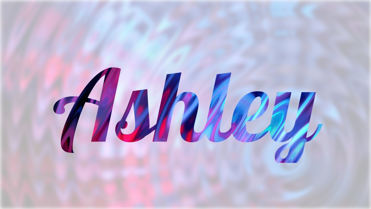 que significa ashley